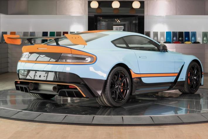 2016 Aston Martin V12 GT, 1 of 100, P.O.R., Dubai. View the listing View the listing