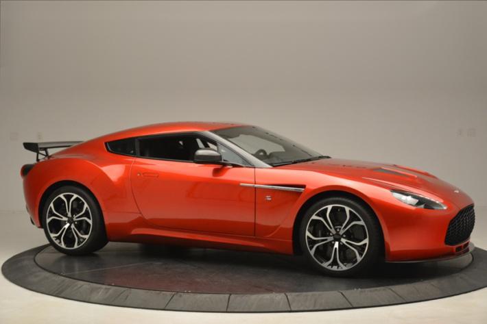 Aston Martin Vantage V12, prices in Philippines: 2013 Aston Martin V12 Zagato hand-signed by Andrew Zagato.