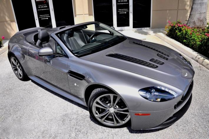 Aston Martin Vantage V8 prices: 2016 Aston Martin V12 Vantage S Roadster, USA4,800, Lake Park, USA.