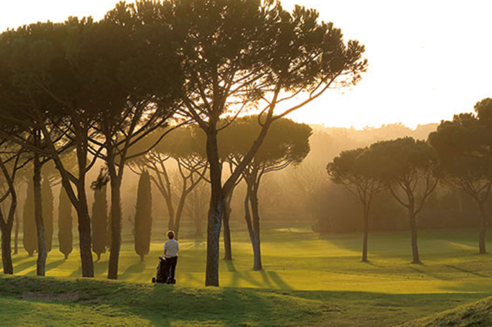 Best and most beautiful golf courses in Europe: Acquasanta Golf Club (Rome, Italy)