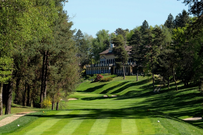 Best and most beautiful golf courses in Europe, ranking: Circolo Golf Villa D'Este (Como, Italy)