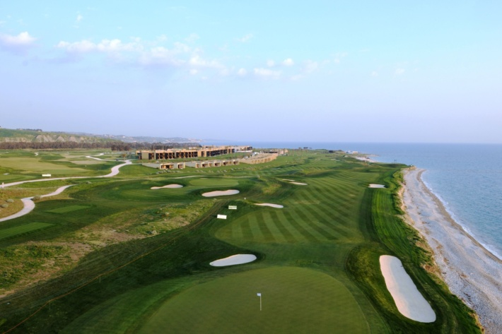 Best golf courses in Europe, digest: Verdura Golf Course (Sicily, Italy)