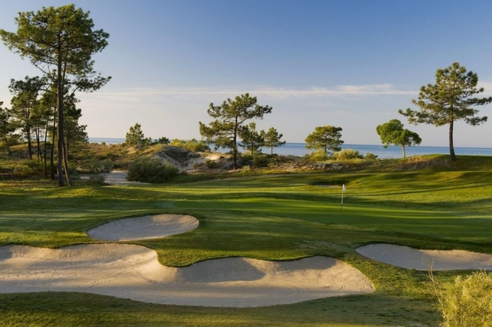 Best golf courses in Europe, digest: Troia Golf (Lisbon, Portugal)