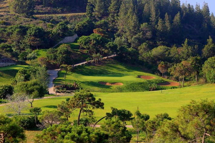 Best and most beautiful golf courses in Europe: Chaparral Golf Club (Costa del Sol, Spain)