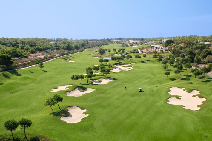Best and most beautiful golf courses in Southern Europe: Las Colinas Golf & Country Club (Costa Blanca, Spain)