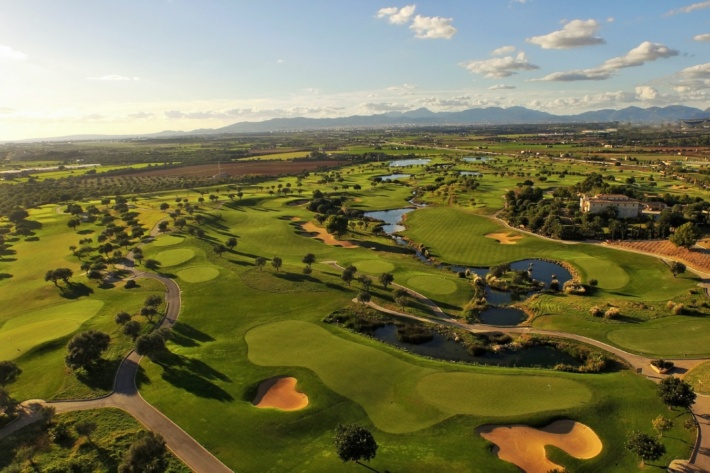 Best and most beautiful golf courses in Europe: Golf Son Gual Mallorca (Balearic Islands, Spain)