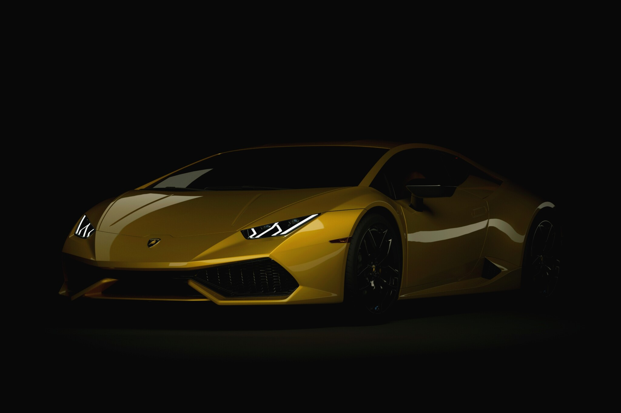 The 10 Coolest Paint Colors in the Lamborghini Squad ()