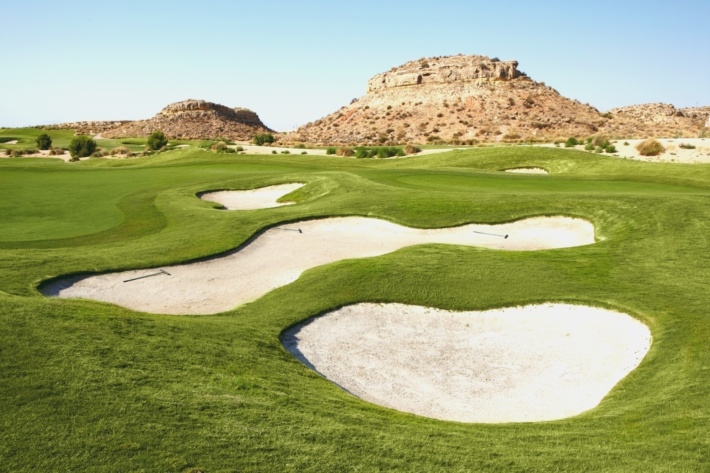 Best and most beautiful golf courses in Europe: El Valle Golf Club (Costa Blanca, Spain)