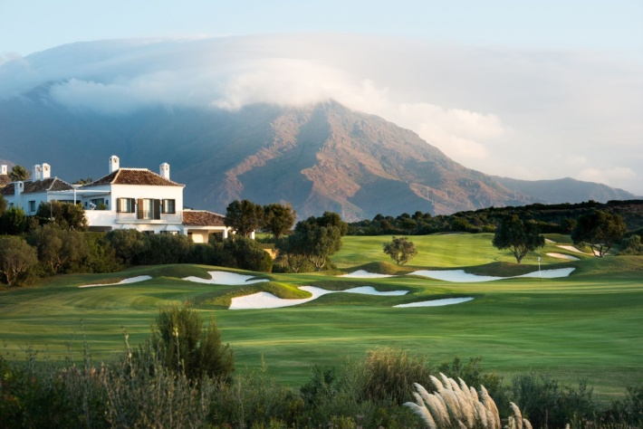 Best and most beautiful golf courses in Europe: Club de Golf Finca Cortesin (Costa del Sol, Spain)
