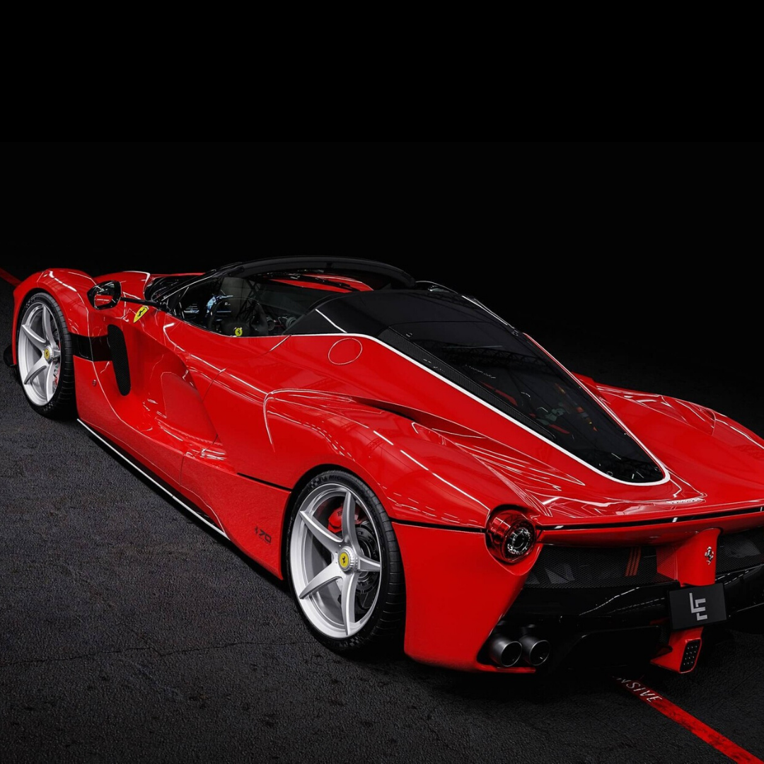 Best supercars to buy in 2019: real 2018 Ferrari LaFerrari Aperta, US$4,000,000
