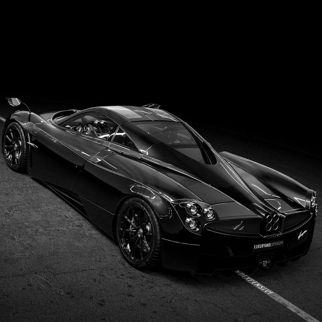 Best supercars to buy in 2020: super cool 2019 Pagani Huayra BC, US$5,000,000