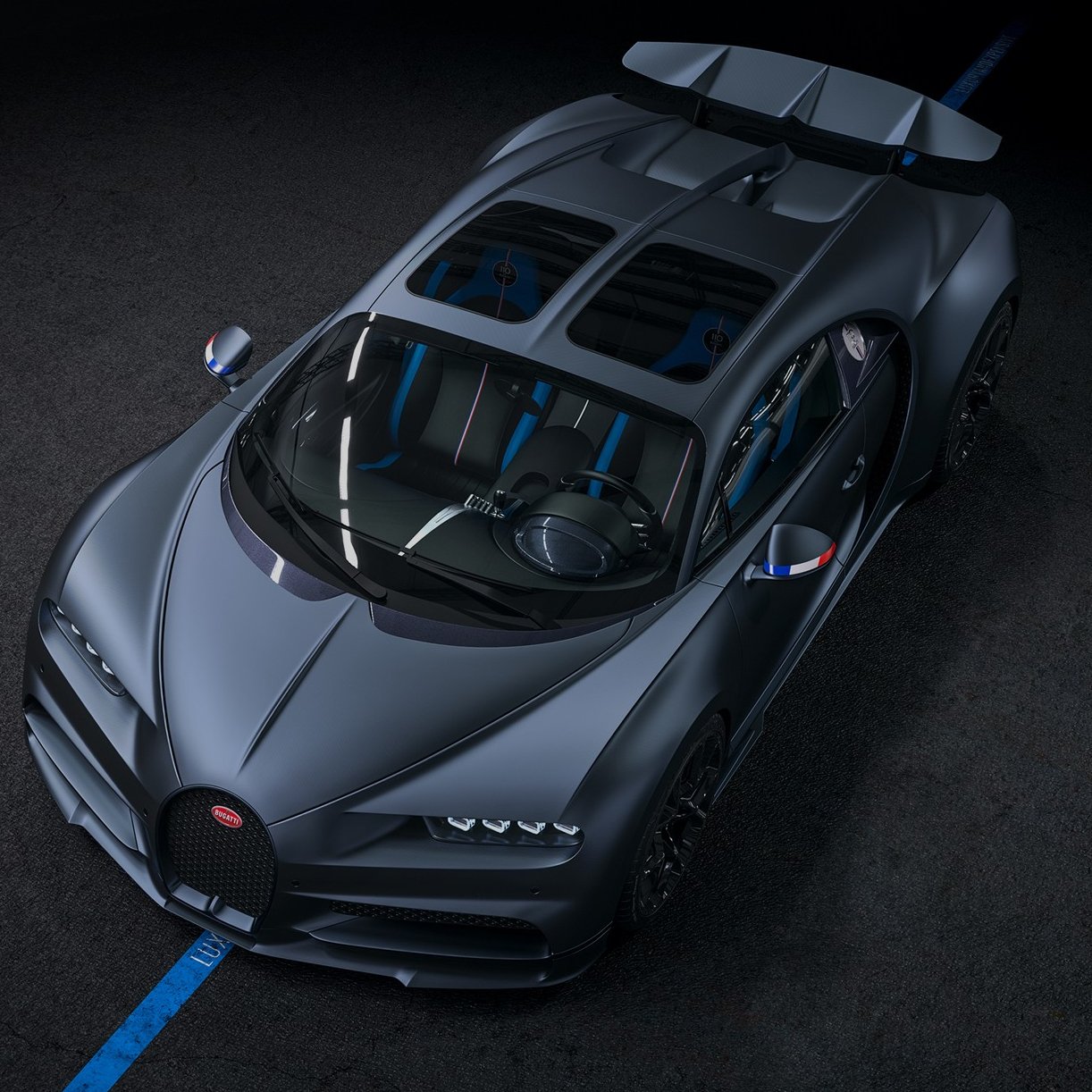 Best and most affordable supercars to buy in 2020: 2019 Bugatti Chiron Sport 110 Ans, approx. US$4,629,850