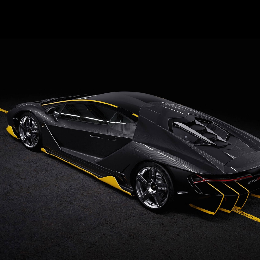 Best and most popular supercars to buy in 2019: 2018 Lamborghini Centenario, US$2,800,000
