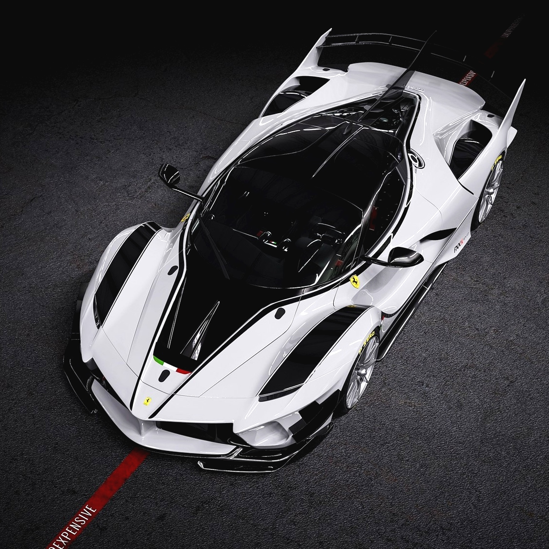 What is the most expensive Ferrari in the world?2017 Ferrari FXX-K, approx. US$4,170,118.