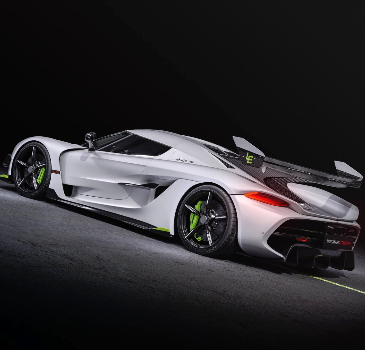 Top 100 best supercars to buy in 2021: 2021 Koenigsegg Jesko, P.O.R.