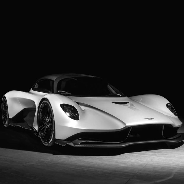 Top 20 best supercars to buy in 2021: 2021 Aston Martin Valhalla, approx. US$1,041,118