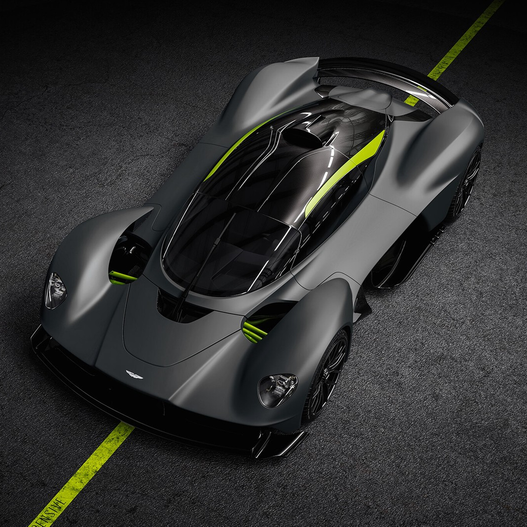Best supercars to buy in 2020: 2021 Aston Martin Valkyrie, approx. $3,352,856
