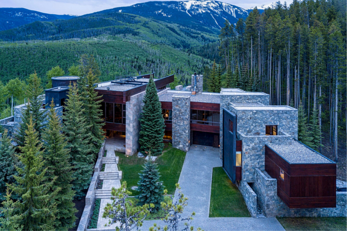 Almost the most expensive house in the world 2020 in Colorado and one of the top 20 most expensive houses in the world for sale