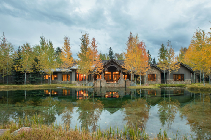 Almost the most expensive house in the world 2020 in Jackson Hole and one of the top 20 most expensive houses in the world for sale