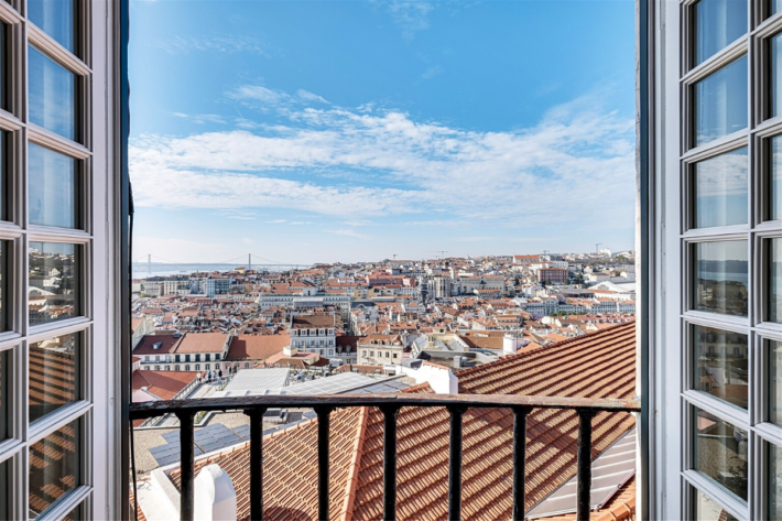 An opportunity for property investment in Portugal: apartment in Lisbon
