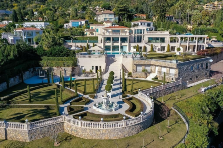 Almost the most expensive house in the world 2020 in Cannes and one of the top 20 most expensive houses in the world for sale