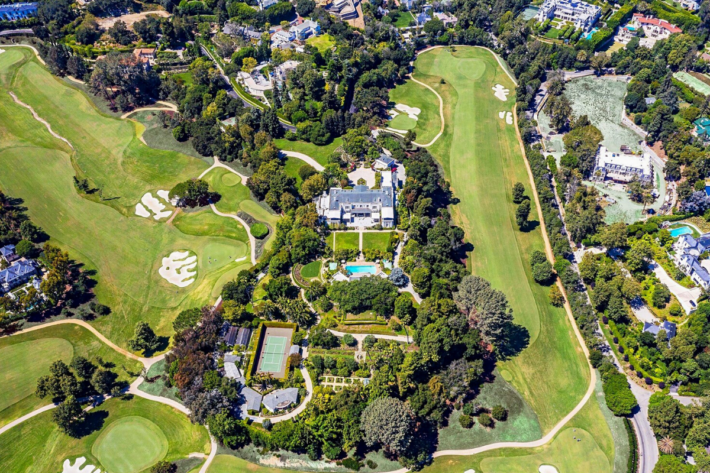 The most expensive house in the world 2020 in Los Angeles and one of the top 20 most expensive houses in the world for sale