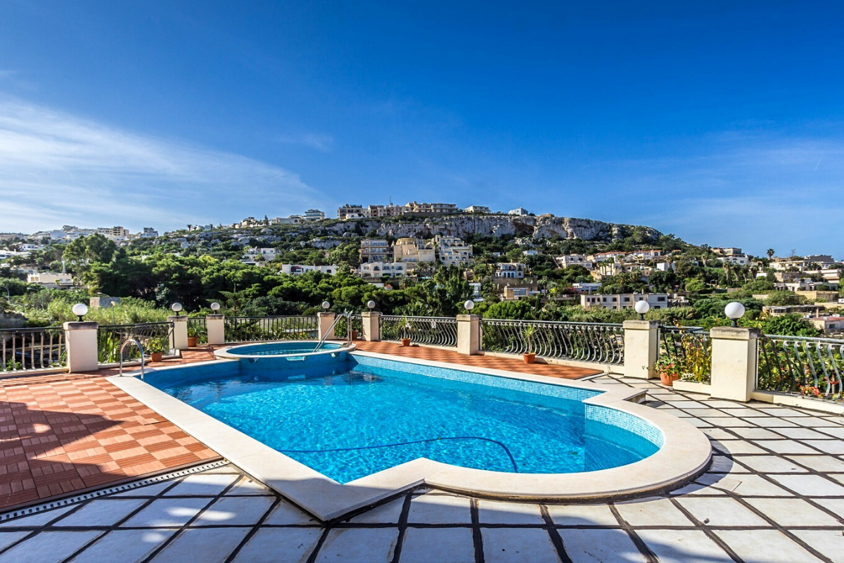 House in Mellieha, Malta: real estate investment opportunity