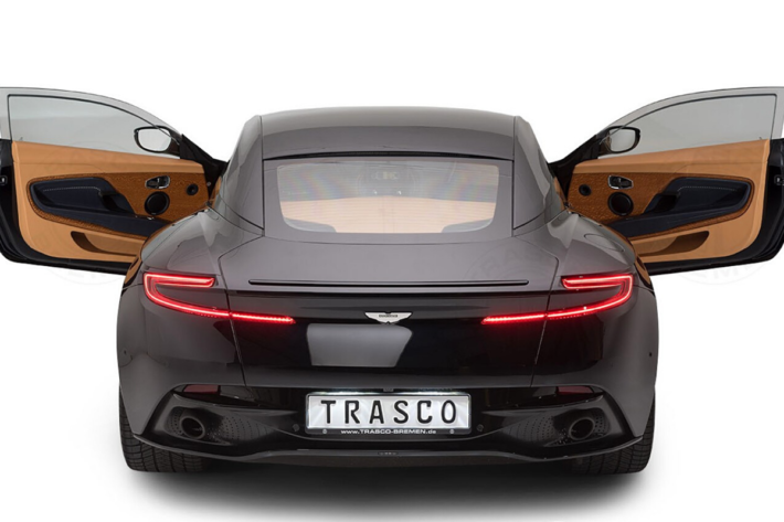 Luxury armored vehicles: Armored Aston Martin DB11
