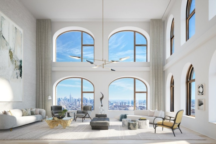 Penthouse in NYC: real estate market trends