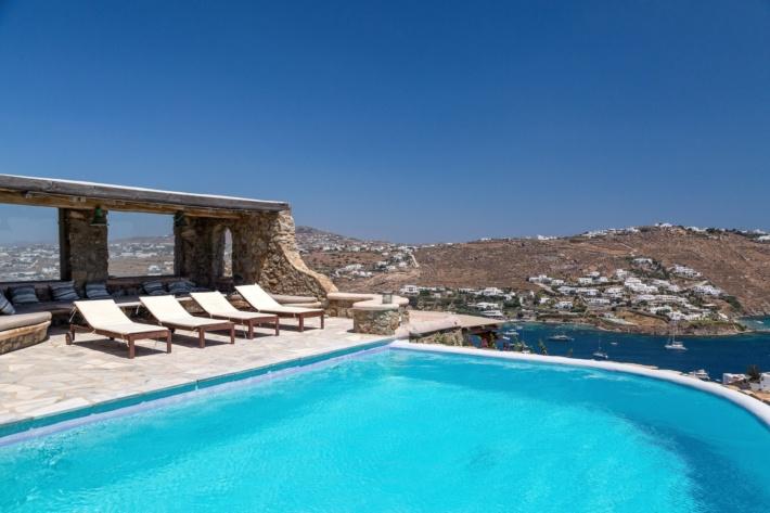 Ville in Greece: real estate market trends
