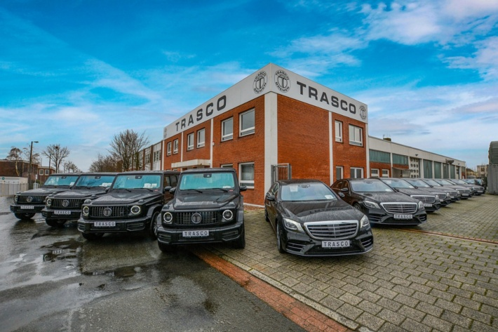 Luxury armored vehicles: armored G Wagon 63 AMG 2020 and more