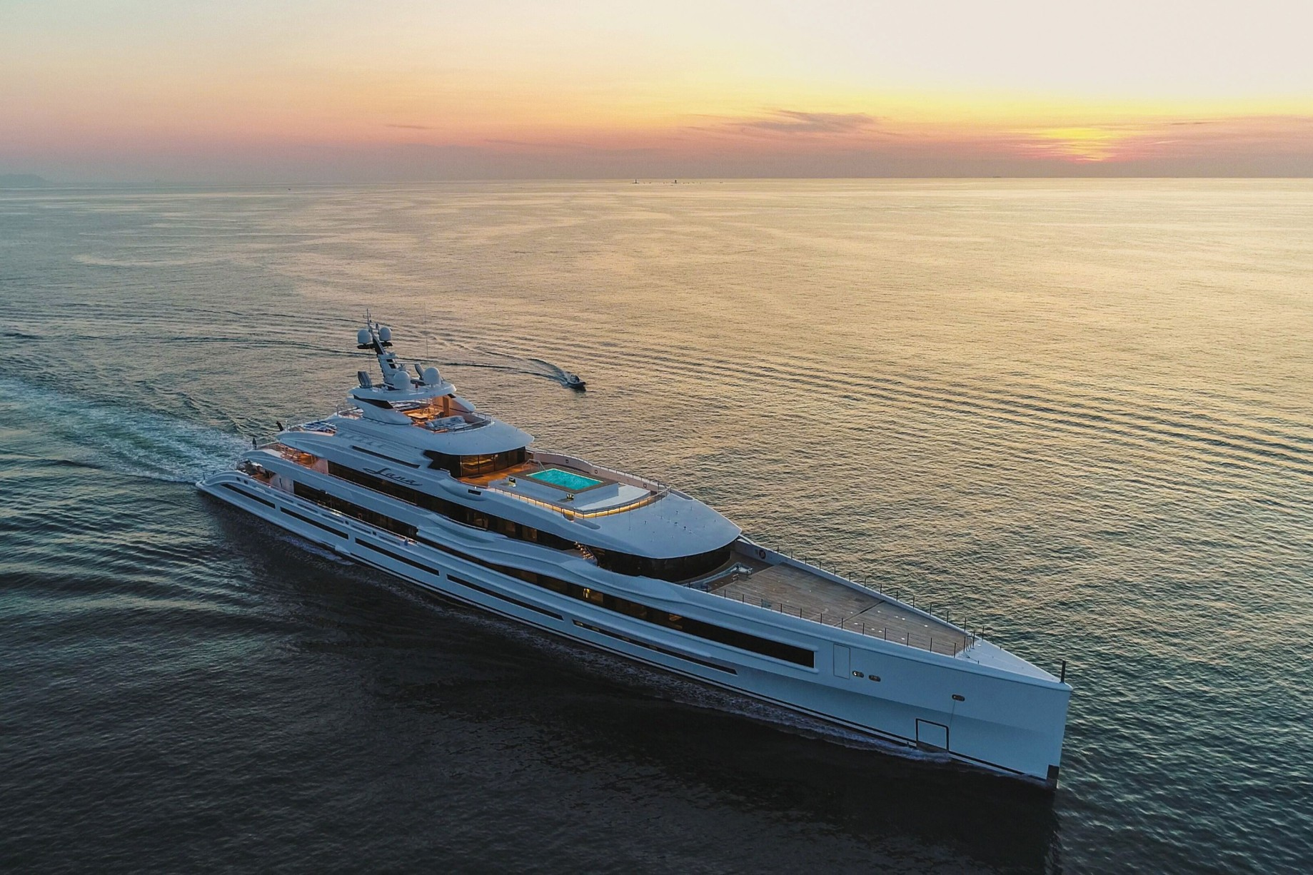 Best yacht brands and most expensive yachts.