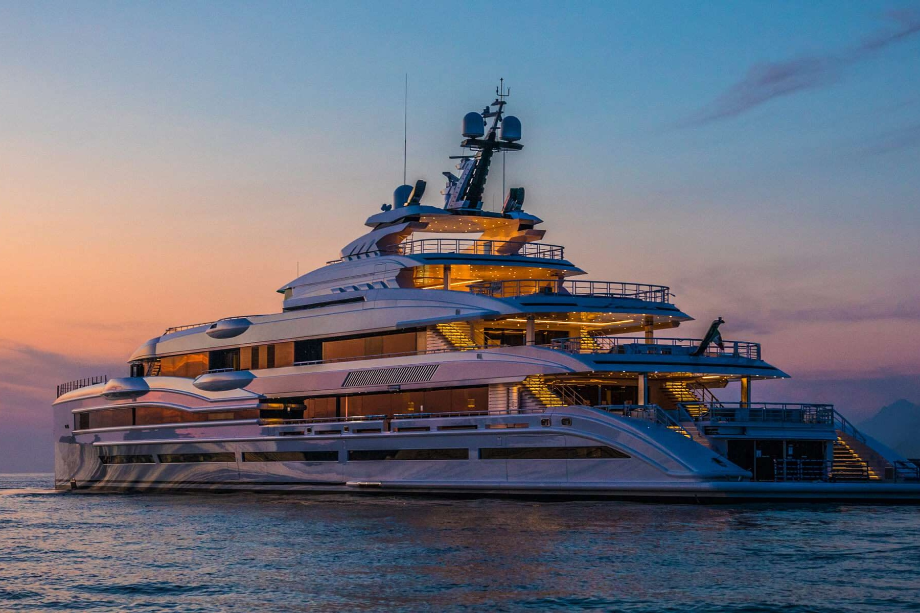 Future of luxury yachting: Top 25 cutting-edge boat brands ()