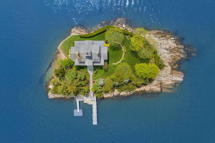 How much is it to visit a private island: Private Island in Branford, Connecticut, USA, $3,000,000.