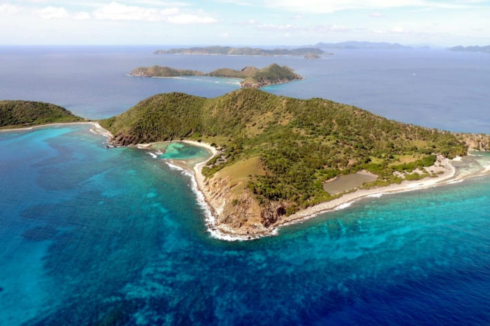 How much does a private island cost: Ginger Island, British Virgin Islands, P.O.R.
