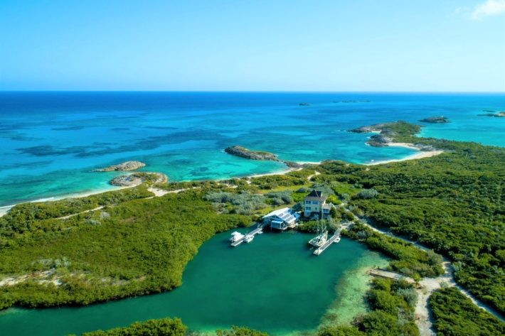 How much does a private island cost: Elizabeth Island, Exuma, Bahamas, $14,000,000.
