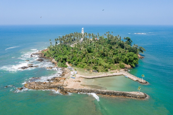 How much is it to buy a private island: Barberyn Island, Sri Lanka, P.O.R.