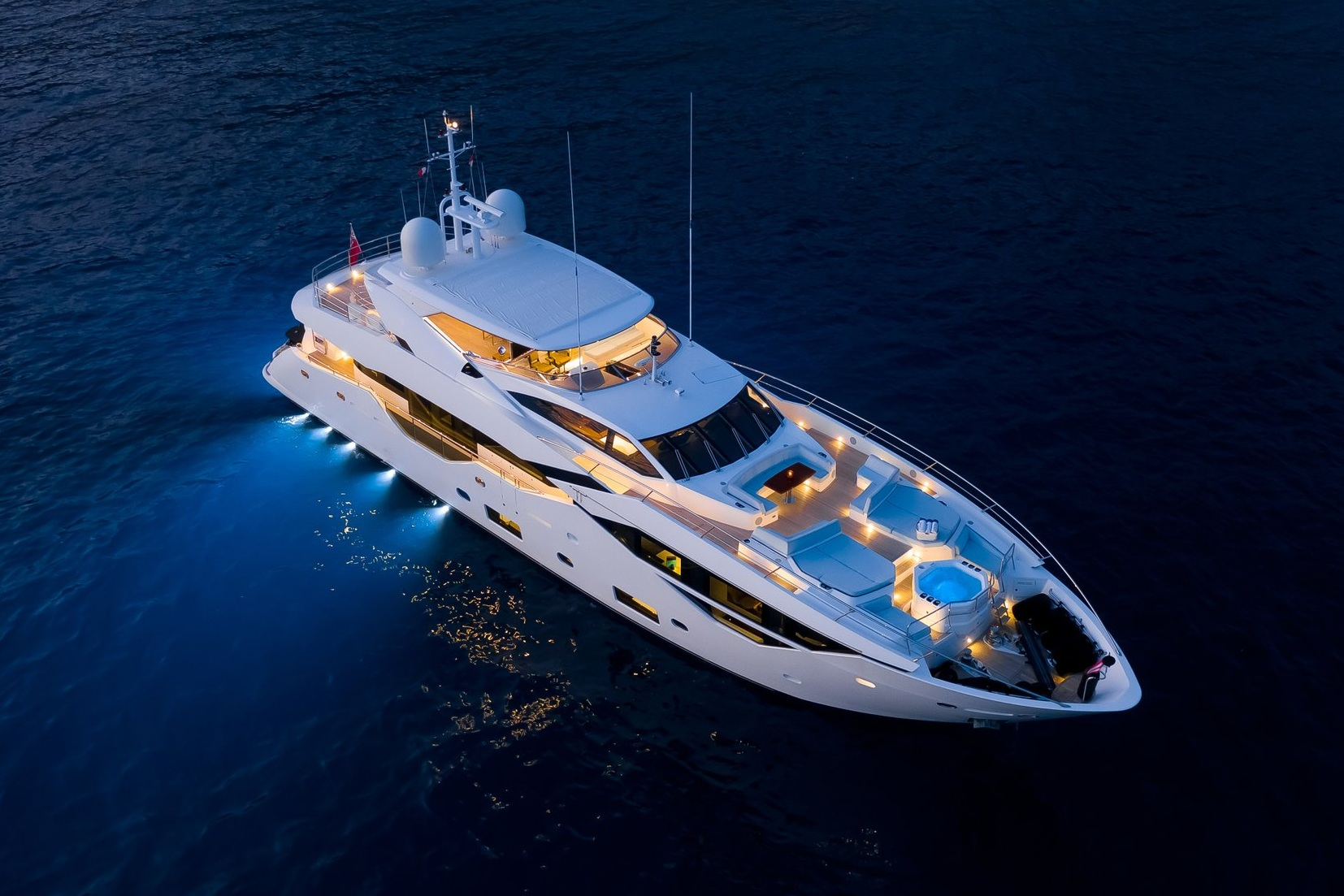 Best yacht brands and most expensive yachts of Russian billionaires