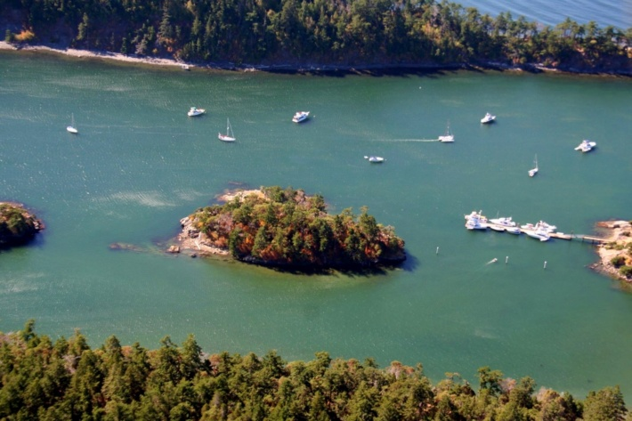 How much is it to buy a private island: Private Island in Eastsound, Washington, USA, $795,000.