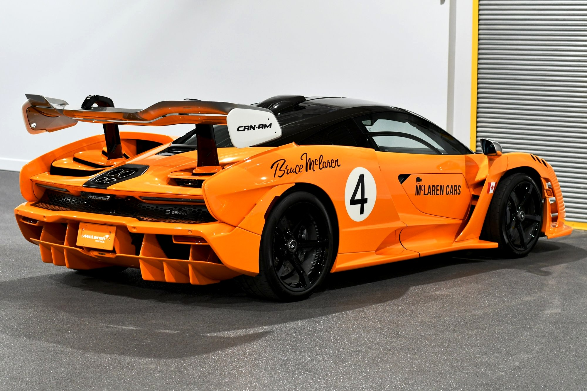 Mclaren Senna Can Am: 650s spider can am for sale