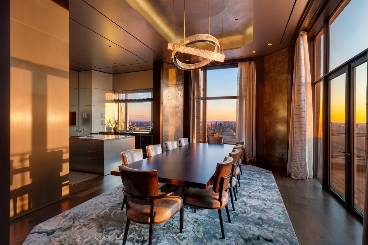 Most epxensive penthouse condo in NYC