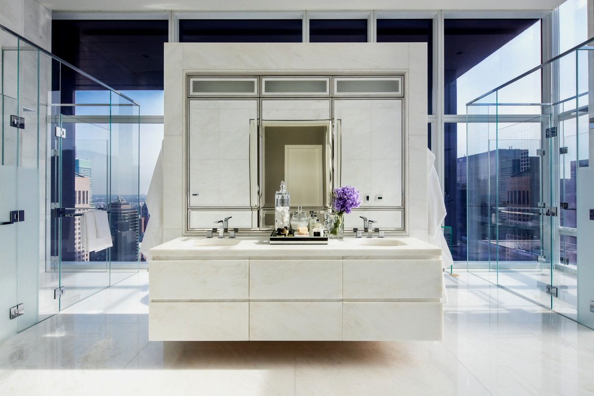Best 2 bedroom hotel penthouses in New York for sale