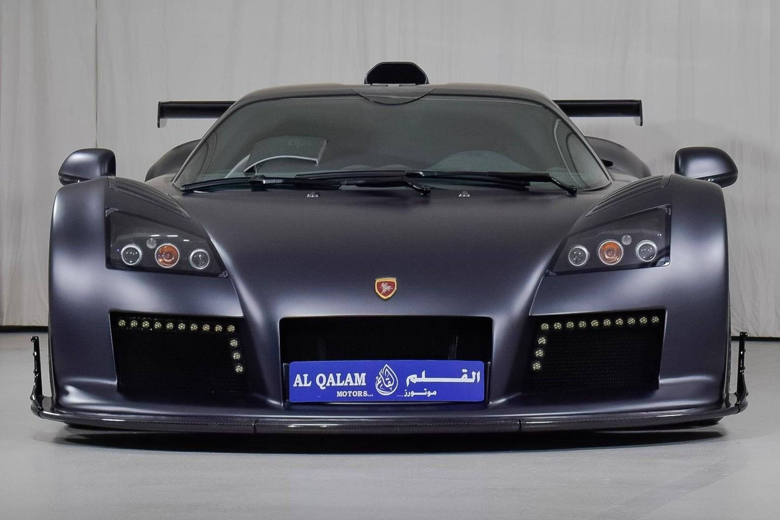Best exotic cars featured in magazines: 2013 Gumpert Apollo S, UAE, $675,000.