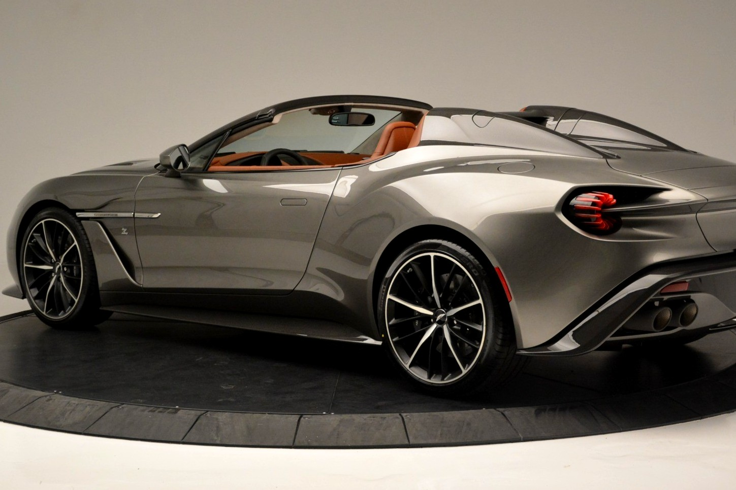Best exotic cars of all times: 2018 Aston Martin Zagato Speedster, Greenwich, CT, USA, $1,550,000.