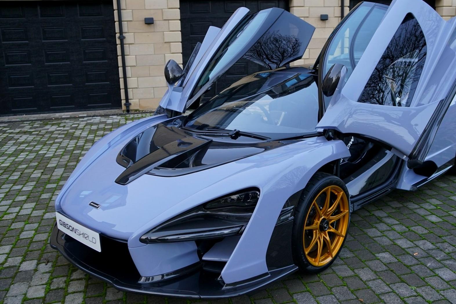 Best exotic cars of all times: 2018 McLaren Senna, Dartington, UK, approx. $1,097,977.