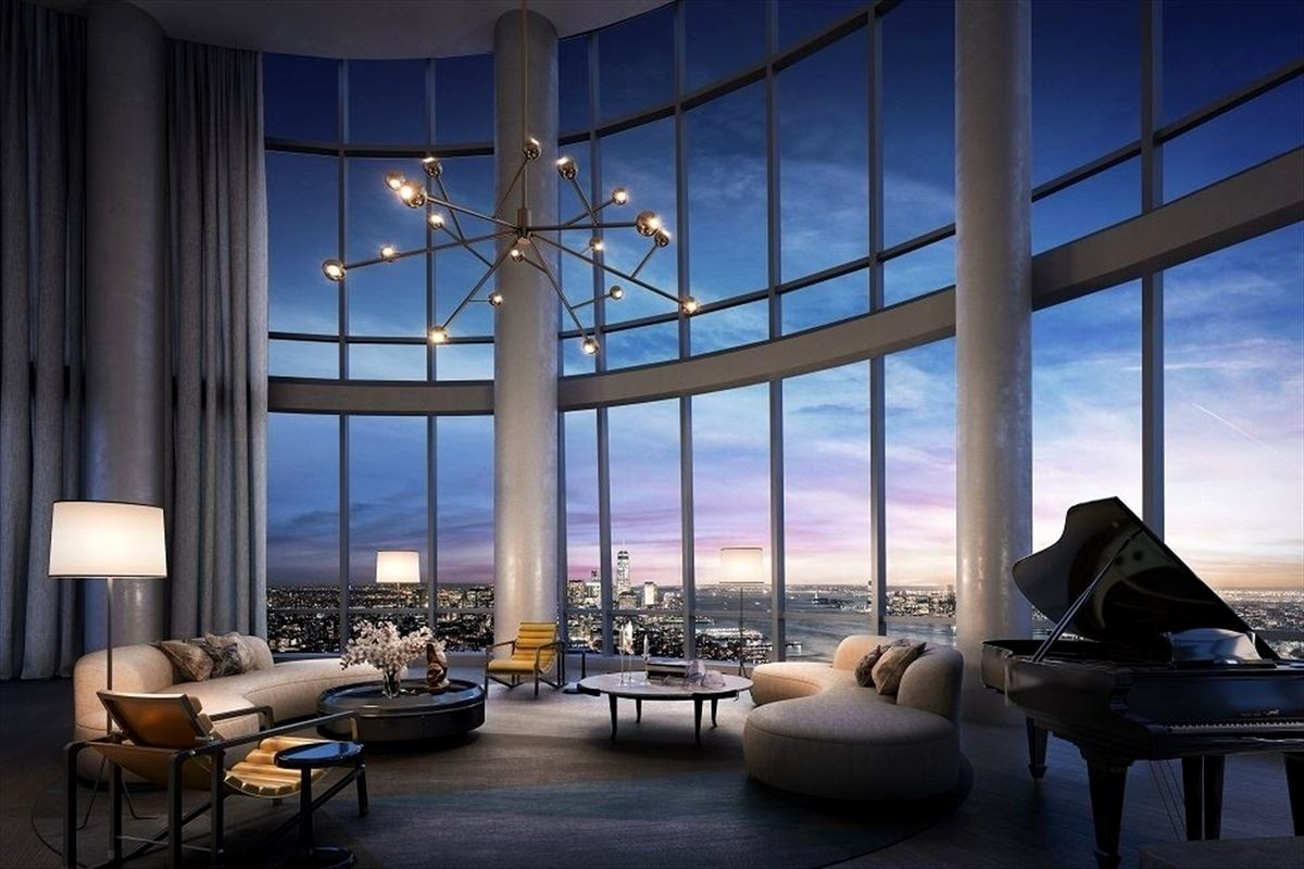 One of the cheapest. most affordable penthouses in NYC you can buy today