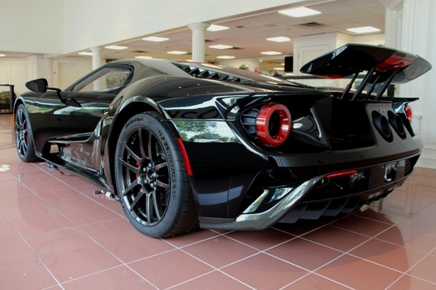 Best exotic cars of all times: 2018 Ford GT, Hackensack, NJ, USA, $1,690,399.