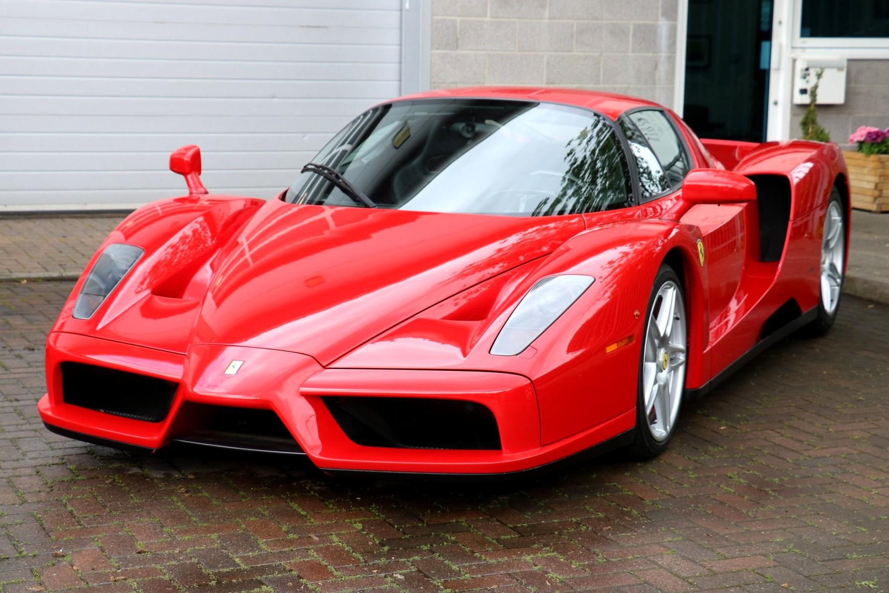 Best exotic cars of all times: 2004 Ferrari Enzo, Kenton, UK, approx. $2,132,610.