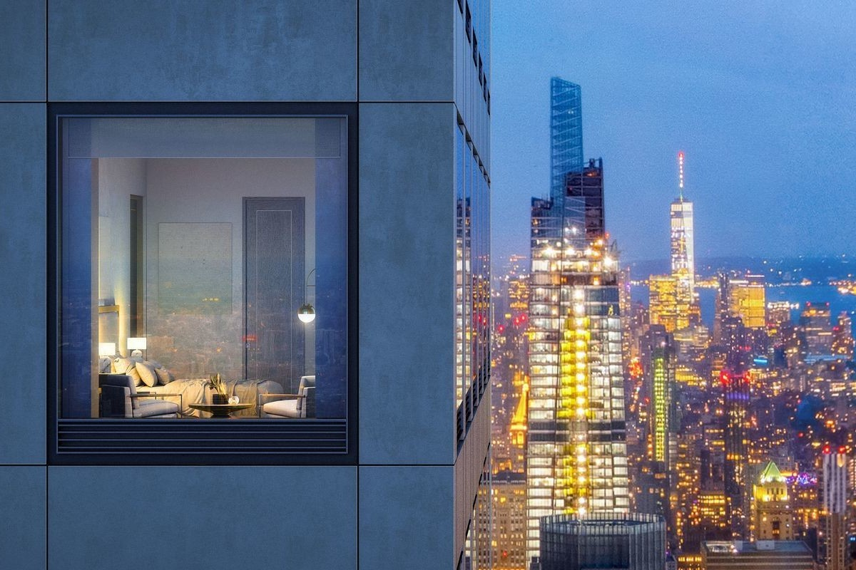The most expensive penthouse in New York for sale