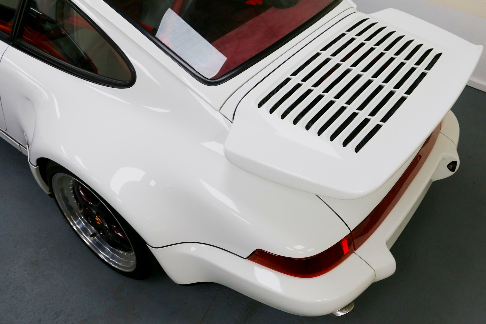 Best exotic cars of all times: 1993 Porsche 964 Turbo S Leichtbau, Sunningdale, UK, approx. $1,932,285.